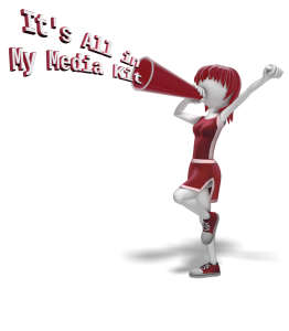 Media Kit Red cheerleader_megaphone_10973