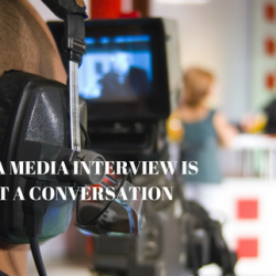 Media interview success takes preparation