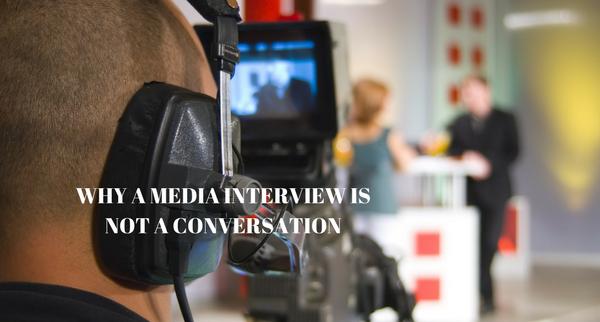 Media interview success takes preparation